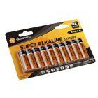 Baterie alkaliczne AA GoGEN R06ALKALINE10