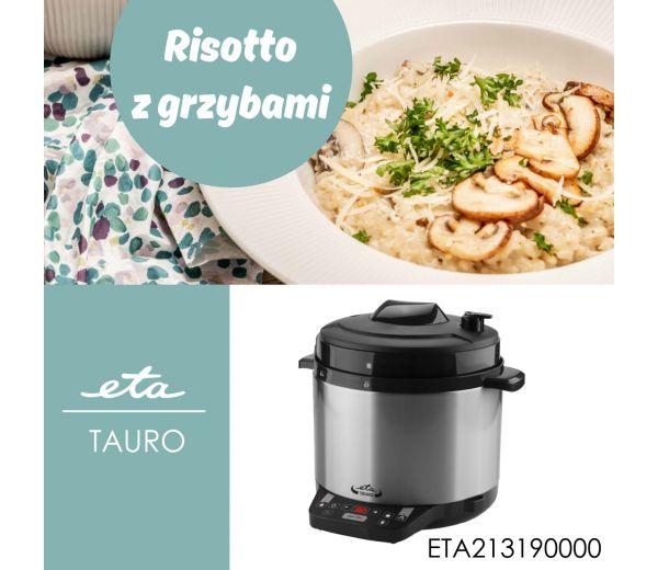 Poradnik - Risotto z grzybami, w stylu włoskim