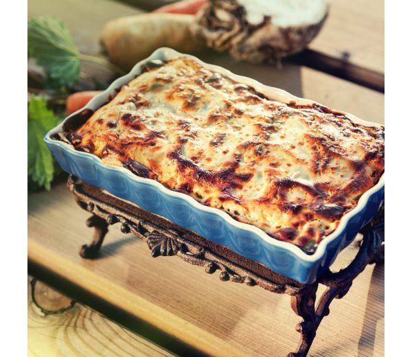 Poradnik - Lasagne z pokrzywami: zdrowie i smak